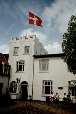 Bild 3 Exkursion zur Uldum Folkehøjskole