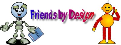 Friends - by -Design